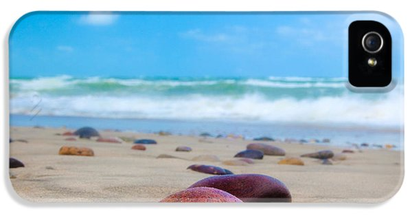 Danish iPhone 5 Cases - Beach Dreams in Skagen iPhone 5 Case by Inge Johnsson