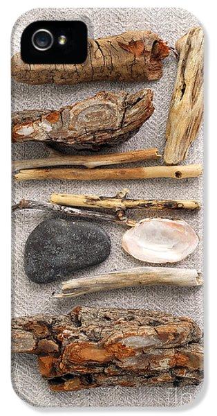 Beach Treasures IPhone 5 / 5s Case by Elena Elisseeva