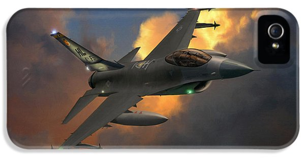 Usaf iPhone 5 Cases - Beauty Pass iPhone 5 Case by Dale Jackson