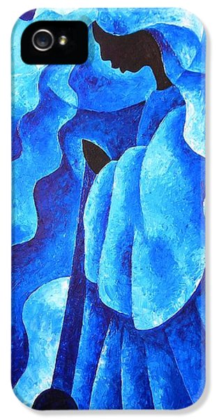 Angelic iPhone 5 Cases - Before the Song iPhone 5 Case by Patricia Brintle