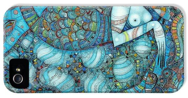 Albena iPhone 5 Cases - Beyond The Oceans... iPhone 5 Case by Albena Vatcheva