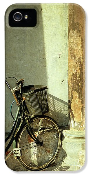 Vietnam Wall iPhone 5 Cases - Bicycle 02 iPhone 5 Case by Rick Piper Photography