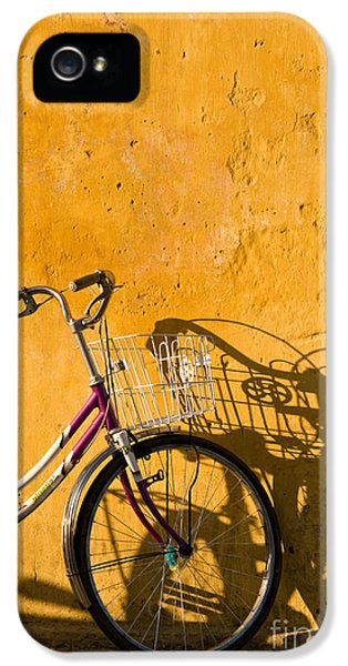 Vietnam Wall iPhone 5 Cases - Bicycle 07 iPhone 5 Case by Rick Piper Photography