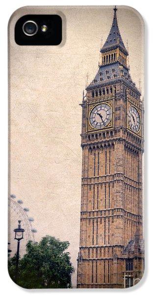 Big Ben In London IPhone 5 / 5s Case by Jill Battaglia