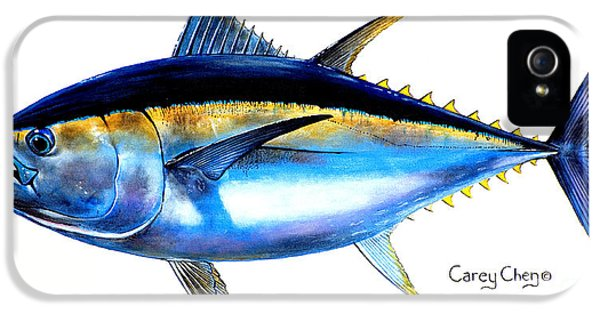 Big Eye Tuna IPhone 5 / 5s Case by Carey Chen