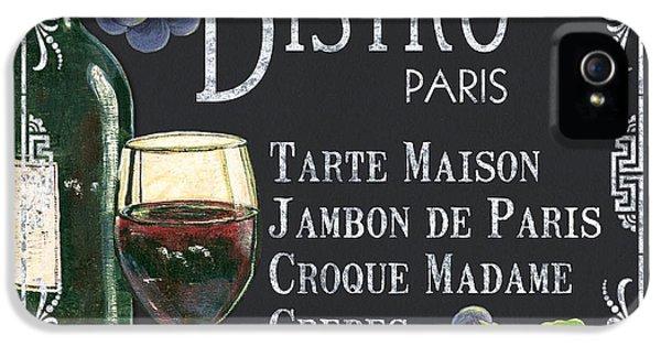 Bistro Paris IPhone 5 / 5s Case by Debbie DeWitt