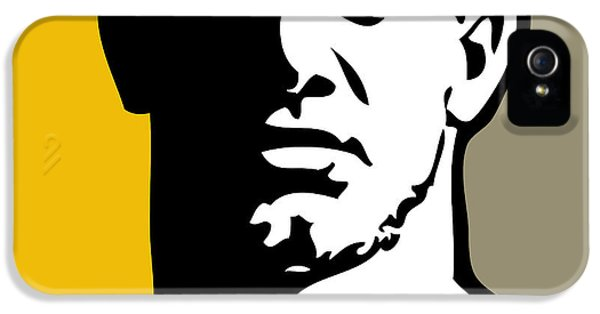 Male iPhone 5 Cases - Blond iPhone 5 Case by Chris  Lopez