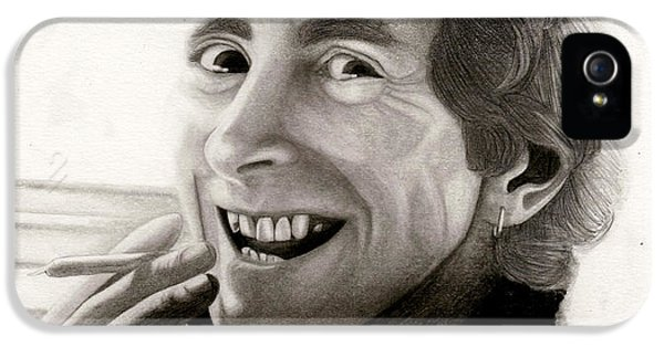 Bon Scott IPhone 5 / 5s Case by Kris Milo