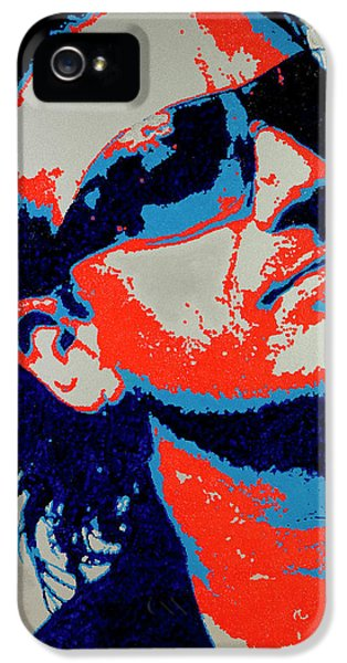 Bono IPhone 5 / 5s Case by Barry Novis