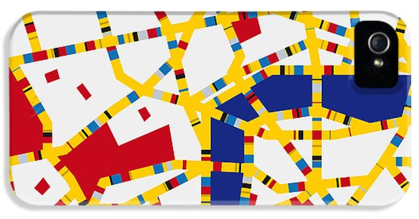 Boogie Woogie London IPhone 5 / 5s Case by Chungkong Art