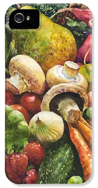 Bountiful IPhone 5 / 5s Case by Anne Gifford