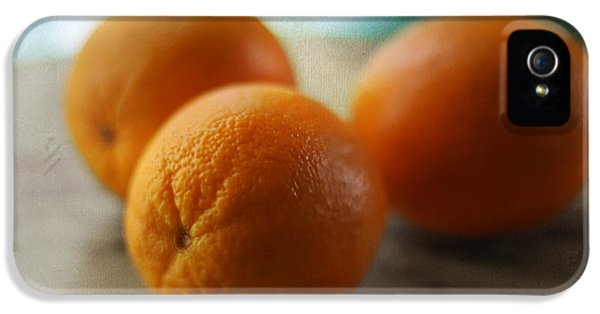 Breakfast Oranges IPhone 5 / 5s Case by Amy Tyler