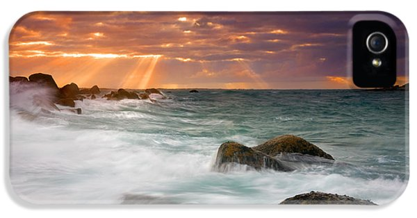 Bay iPhone 5 Cases - Breathtaking iPhone 5 Case by Mike  Dawson
