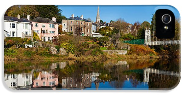Social History iPhone 5 Cases - Bridge Across A River, Dalys Bridge iPhone 5 Case by Panoramic Images
