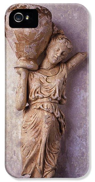 Broken iPhone 5 Cases - Broken Statue iPhone 5 Case by Garry Gay