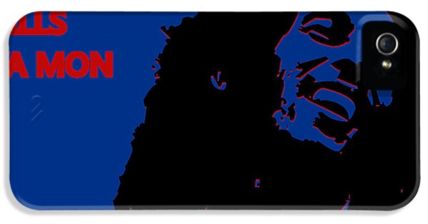 Buffalo Bills Ya Mon IPhone 5 / 5s Case by Joe Hamilton