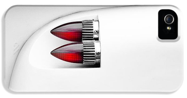 Bullets iPhone 5 Cases - Bullet Lights  iPhone 5 Case by Tim Gainey