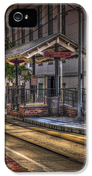 Aves iPhone 5 Cases - Cadrecha Plaza Station iPhone 5 Case by Marvin Spates