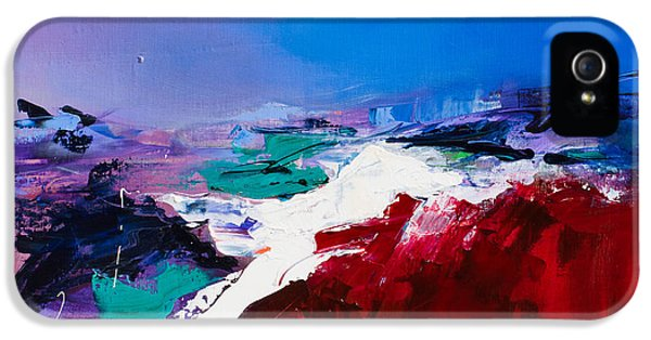 Call Of The Canyon IPhone 5 / 5s Case by Elise Palmigiani