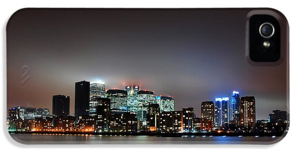 London Skyline IPhone 5 / 5s Case by Mark Rogan
