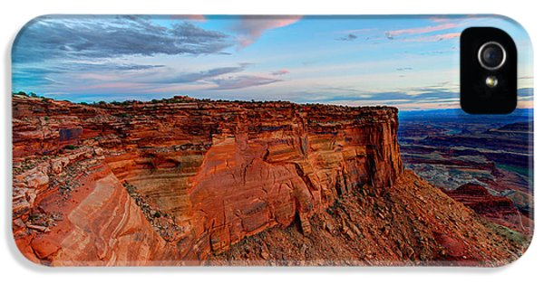 Dead iPhone 5 Cases - Canyonlands Delight iPhone 5 Case by Chad Dutson