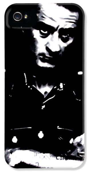 Coppola iPhone 5 Cases - Cape Fear iPhone 5 Case by Luis Ludzska