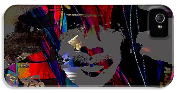 Carlos Santana Collection IPhone 5 / 5s Case by Marvin Blaine