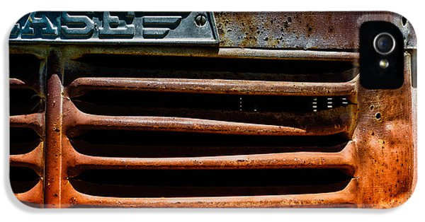 Decay iPhone 5 Cases - Case of Rust iPhone 5 Case by Joseph Smith