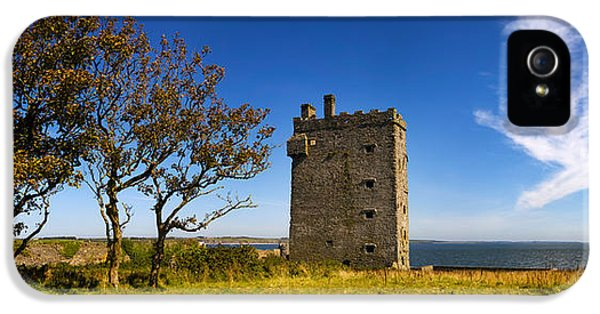 Social History iPhone 5 Cases - Castle At The Riverside, Macmahon iPhone 5 Case by Panoramic Images