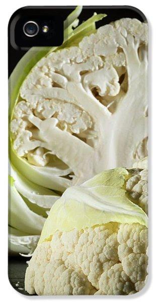 Cauliflower IPhone 5 / 5s Case by Aberration Films Ltd