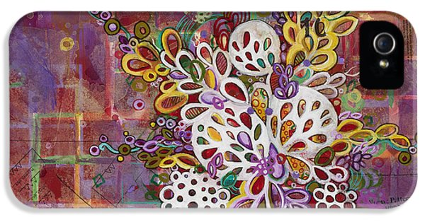 Cancerous iPhone 5 Cases - Cell No.16 iPhone 5 Case by Angela Canada-Hopkins