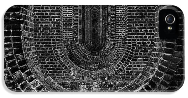 Brick iPhone 5 Cases - Chapel Viaduct Essex UK iPhone 5 Case by Martin Newman