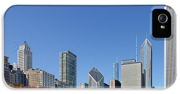 One Prudential Plaza Building iPhone 5 Cases - Chicago - What a beautiful city iPhone 5 Case by Christine Till