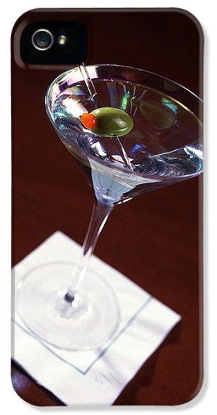 Classic Martini IPhone 5 / 5s Case by Jon Neidert