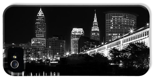 Cleveland Skyline IPhone 5 / 5s Case by Dale Kincaid