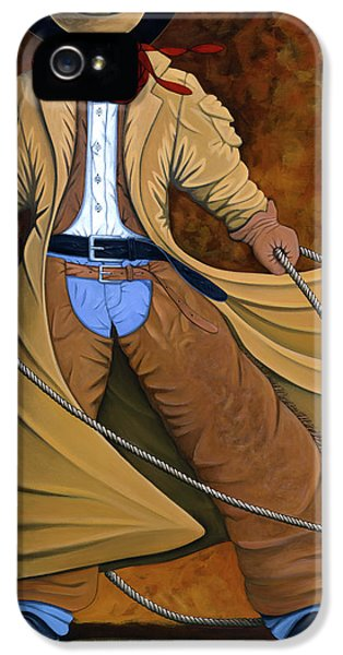 Hot Western iPhone 5 Cases - Cody iPhone 5 Case by Lance Headlee