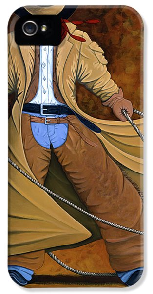 Cody IPhone 5 / 5s Case by Lance Headlee