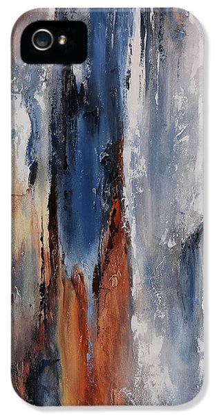 Dreamscape iPhone 5 Cases - Color harmony 06 iPhone 5 Case by Emerico Imre Toth