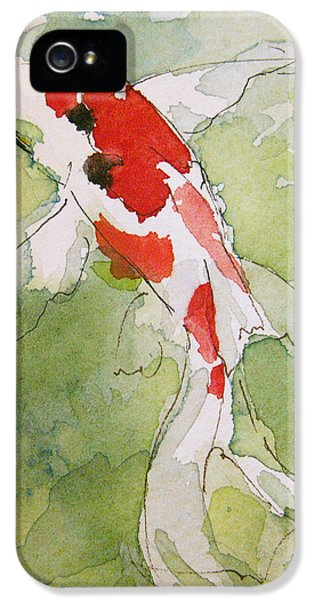 Colorful Fantail Goldfish 3 IPhone 5 / 5s Case by Tracie Thompson