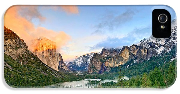 Colors Of Yosemite IPhone 5 / 5s Case by Jamie Pham