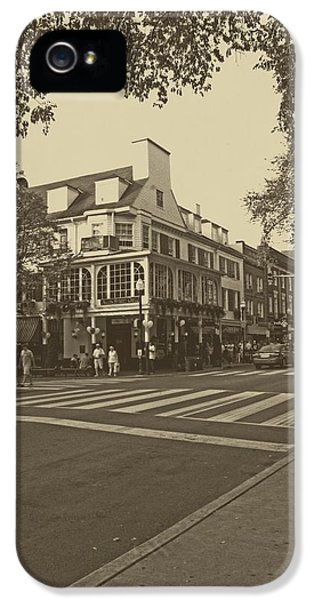 Corner Room IPhone 5 / 5s Case by Tom Gari Gallery-Three-Photography