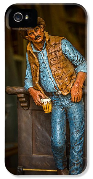 Cowboy IPhone 5 / 5s Case by Todd Reese