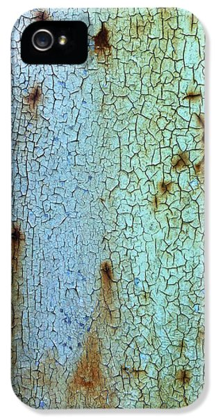 Decay iPhone 5 Cases - Crackled Case iPhone 5 Case by Nicklas Gustafsson