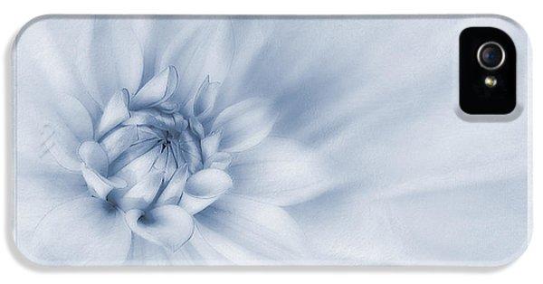 Dahlia 'abridge Natalie' Cyanotype IPhone 5 / 5s Case by John Edwards