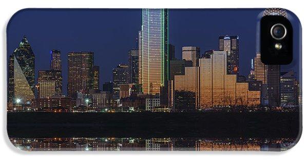 Dallas Aglow IPhone 5 / 5s Case by Rick Berk