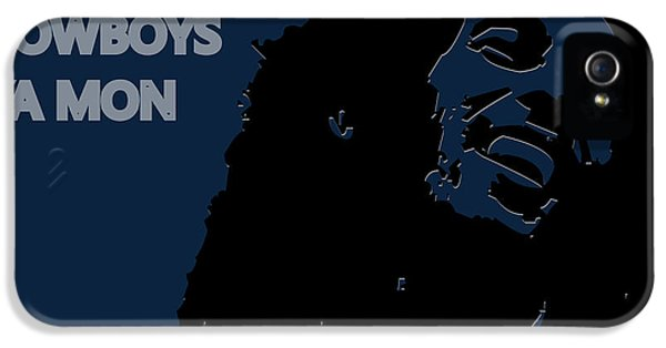 Dallas Cowboys Ya Mon IPhone 5 / 5s Case by Joe Hamilton