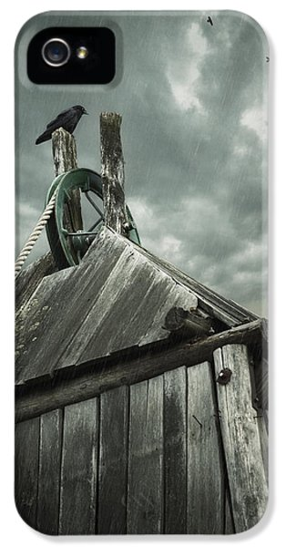 Dark Days IPhone 5 / 5s Case by Amy Weiss