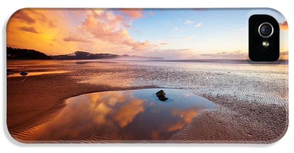 Oregon Coast Landscapes iPhone 5 Cases - Days of Future Passed iPhone 5 Case by Darren  White
