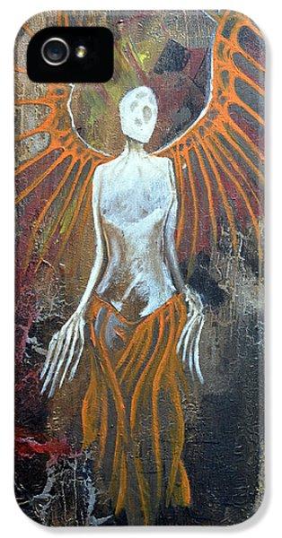 Death Angel IPhone 5 / 5s Case by Jakub DK