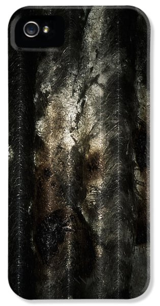 Creepy iPhone 5 Cases - Decay iPhone 5 Case by Wim Lanclus